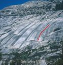 Canopy World - Sweet n Low 5.7 - Tuolumne Meadows, California USA. Click for details.