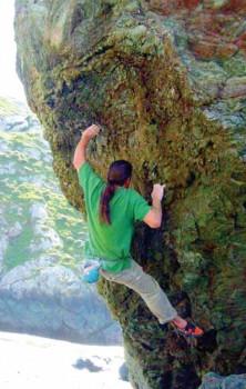 Sea Crag - Bay Area Bouldering, California, USA. Click to Enlarge