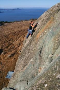 Ring Mountain - Bay Area Bouldering, California, USA. Click to Enlarge