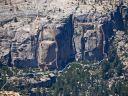 Phobos-Deimos Cliff - John Lee Hooker 5.11b or 5.10b A0 - Tuolumne Meadows, California USA. Click for details.