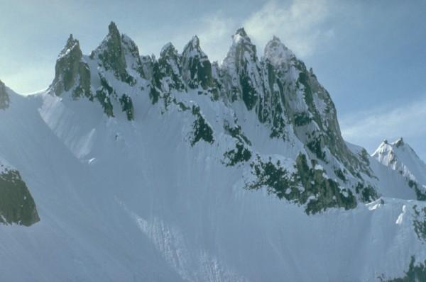 Rock Spires, Little Switzerland
