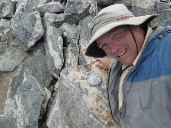 Roger Roots on top of Grand Teton