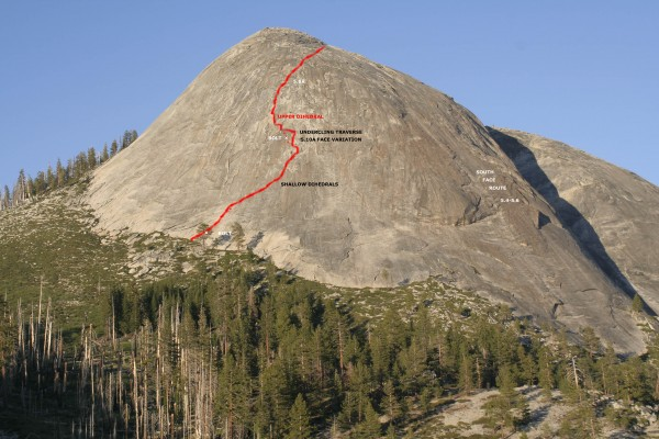 West Face of Starr King