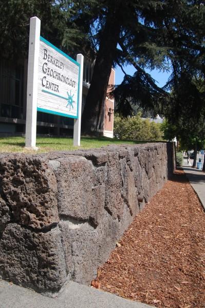 Geochronology Wall